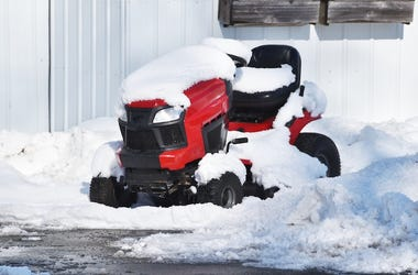 Lawnmower, Snow, Riding Mower