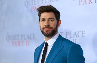 """John Krasinski attends the """"A Quiet Place Part II"""" World Premiere at Rose Theater, Jazz at Lincoln Center on March 08, 2020 in New York City."""