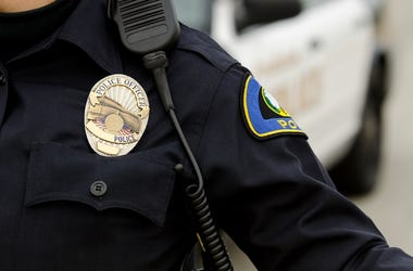 Police Officer, Uniform, Badge
