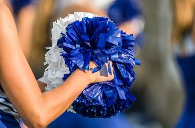 Cheerleader, Pom Poms