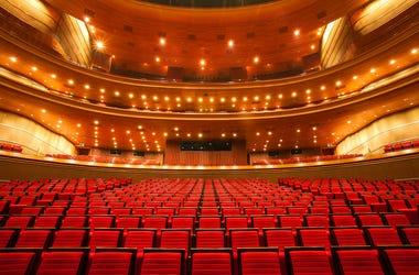 Theater, Opera House, Empty, Seats