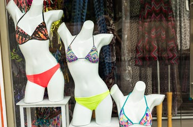 Bikinis, Mannequin, Swimsuits, For Sale
