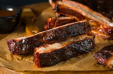 Ribs, Baby Back Ribs, Barbecue, Sauce