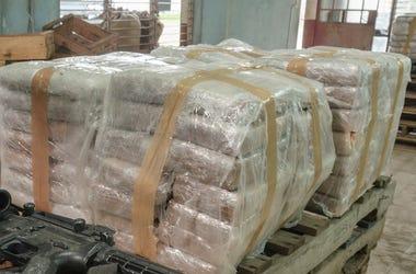 Drugs, Packages, Bricks, Warehouse, Marijuana