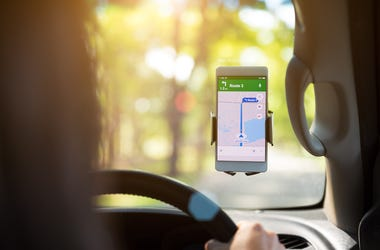 Google Maps, Smart Phone, GPS, Navigation