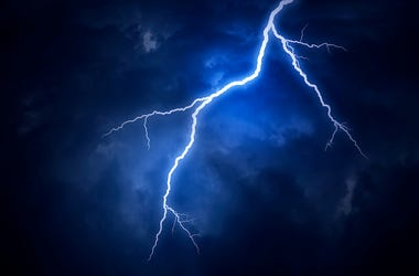 Lightning, Strike, Storm, Clouds, Weather, Sky