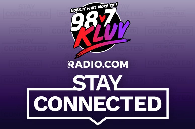 Stay Connected KLUV