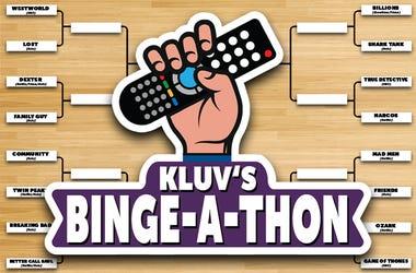 KLUV Binge-A-Thon