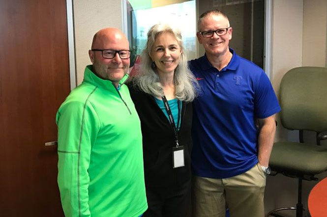 Jenny Q With Paul Moline and Jim Round