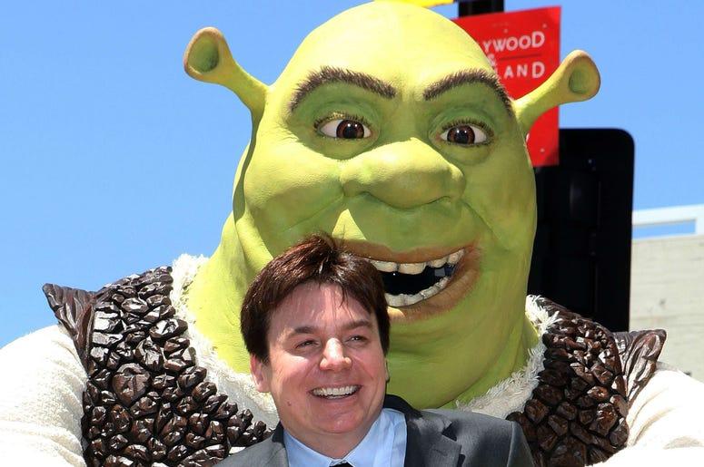 Brutal Murder In The Movie Shrek