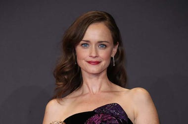 Alexis Bledel, Red Carpet, Emmys, Primetime Emmy Award for Outstanding Guest Actress in a Drama Series, The Handmaid's Tale, 69th Emmy Awards