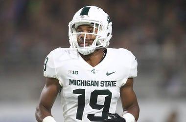 Josh Butler, Michigan State Spartans, Football, 2018