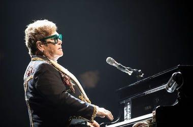 Elton John, Concert, Piano,  Farewell Yellow Brick Road Tour, 2018
