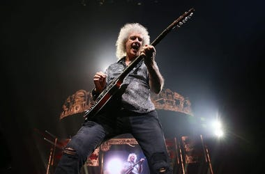 Brian May, Queen, Guitar, Concert, 2019