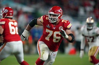 Laurent Duvernay-Tardif, Kansas City Chiefs, Super Bowl, 2020