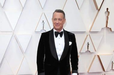Tom Hanks, Red Carpet, 92nd Academy Awards, 2020