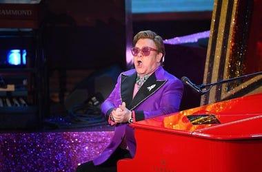 Elton John, 92nd Academy Awards, Piano, Performing, 2020