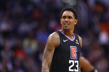 Lou William, Los Angeles Clippers, 2020