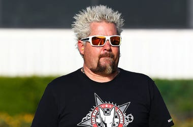Guy Fieri, Sunglasses, NHRA eliminations, Auto Club Raceway, 2015