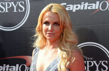Britney Spears, Red Carpet, ESPY's, 2015
