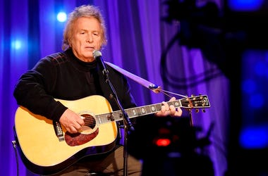 "Dec 13, 2016; Nashville, TN, USA; Don McLean performs at the pre-taping for the Dolly Parton s Smoky Mountains Rise: A Benefit for the My People Fund""."