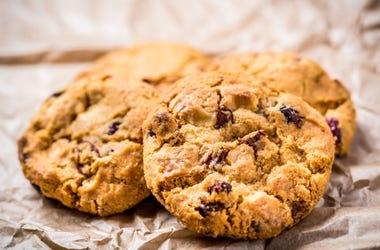 Cookies. Snack, treat.