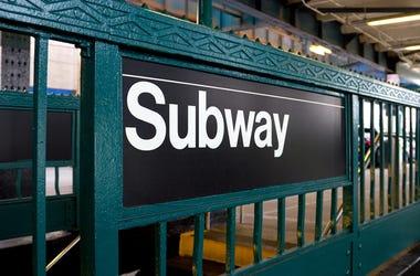 NY Subway Station