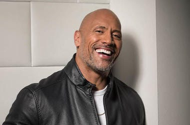 The Rock, Dwayne Johnson