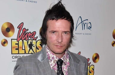 Scott Weiland, Red Carpet, Viva Elvis, 2010