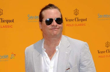 Val Kilmer, Red Carpet, Veuve Clicquot Manhattan Polo Classic, 2010
