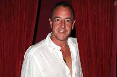 Michael Lohan, Interview, Steppin Out, Red Curtain, Shirt Open, 2010