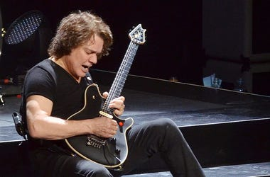 Eddie Van Halen, Concert, Guitar, Solo, CONSOL Energy Center, 2012