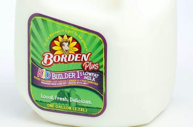 Borden, Milk, Gallon
