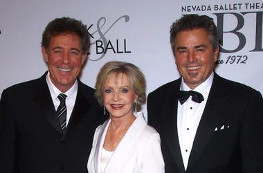 Barry Williams, Florence Henderson, Christopher Knight, Nevada Ballet Theater, 2014
