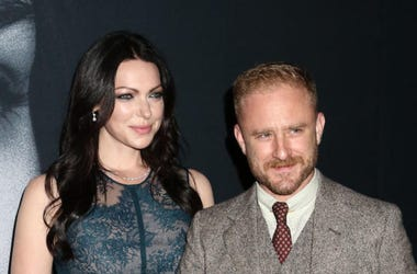 Laura Prepon And Ben Foster