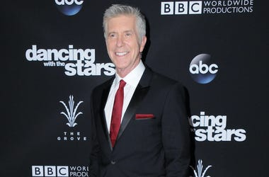 Tom Bergeron, Red Carpet, Dancing With The Stars, Season 23 Finale, 2016