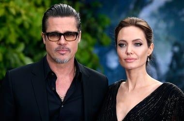 Brad Pitt, Angelina Jolie, Red Carpet, 2017