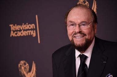 James Lipton, Red Carpet, 2017 Creative Arts Emmy Awards