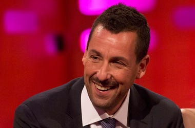 Adam Sandler, Suit, Smile, Talk Show