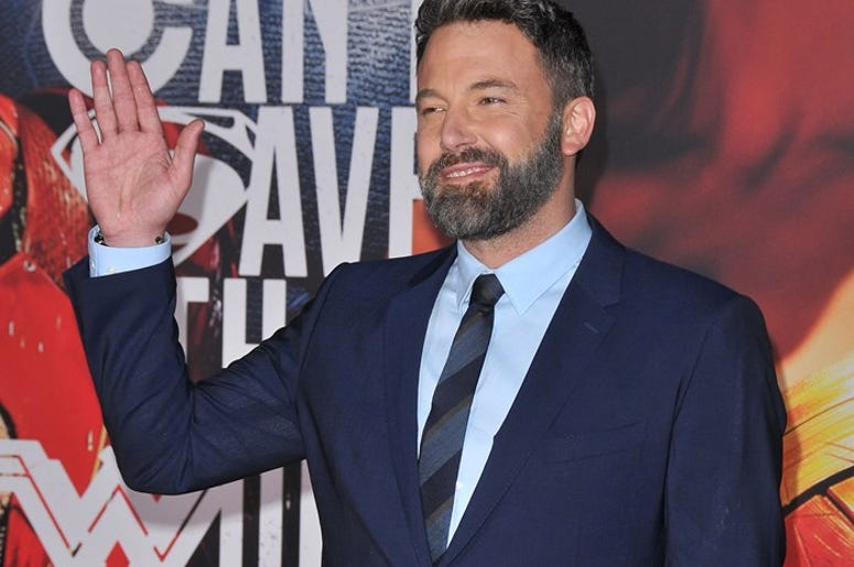 "Ben Affleck arrives at the ""Justice League"" Los Angeles Premiere held at The Dolby Theater in Hollywood, CA on Monday, November 13, 2017"