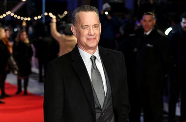 Tom Hanks, Red Carpet, The Post, Europe Premiere, Odeon Leicester Square, London, 2018