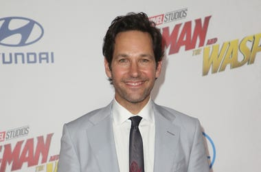 "25 June 2018- Hollywood, California - Paul Rudd. Premiere Of Disney And Marvel's ""Ant-Man And The Wasp"" held at El Capitan Theatre"