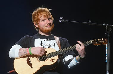 Ed Sheeran, Concert, Pittsburgh, Mac Miller Shirt, 2018