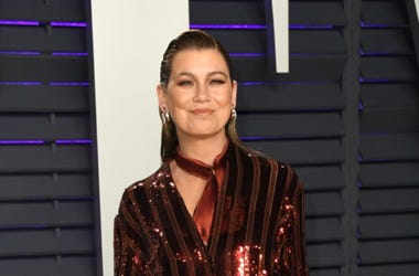 24 February 2019 - Los Angeles, California - Ellen Pompeo. 2019 Vanity Fair Oscar Party following the 91st Academy Awards held at the Wallis Annenberg Center for the Performing Art