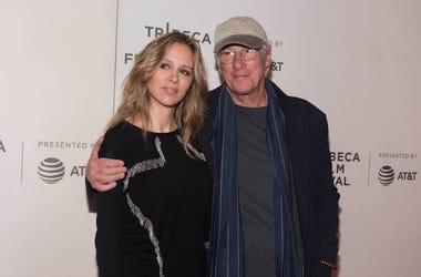 Richard Gere, Alejandra Silva, Red Carpet, 2019 Tribeca Film Festival