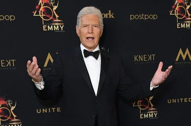 Alex Trebek, Red Carpet, 46th Annual Daytime Emmy Awards, 2019
