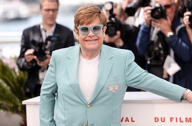 Elton John, ROCKETMAN Photocall, 2019 Cannes Film Festival