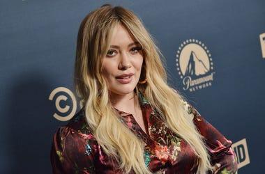 Hilary Duff, Red Carpet, TV Land Press Day, 2019
