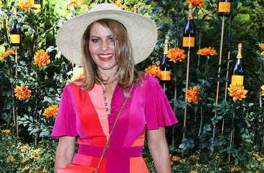 Candace Cameron Bure, Veuve Clicquot Polo Classic Los Angeles, Hat, Yard, Smile, 2019