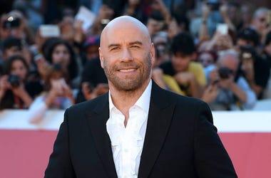John Travolta, Red Carpet, Rome Film Festival, 2019